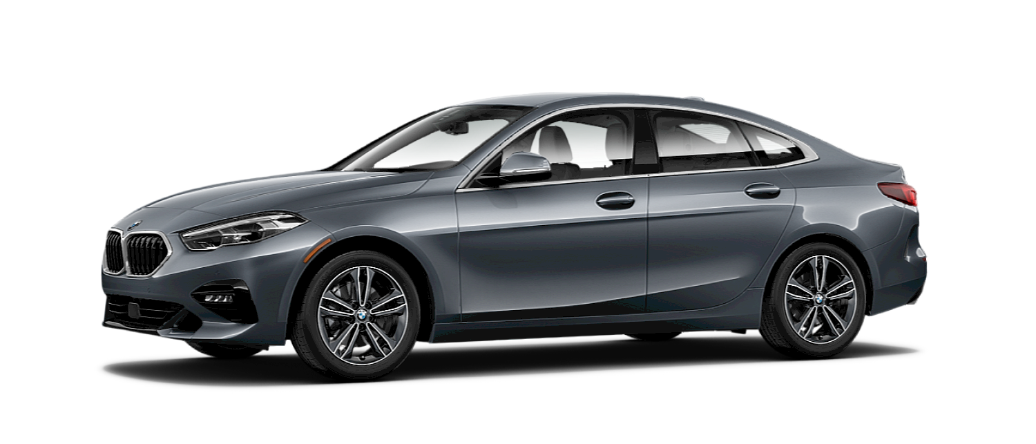 2 Series Gran Coupe in Grey